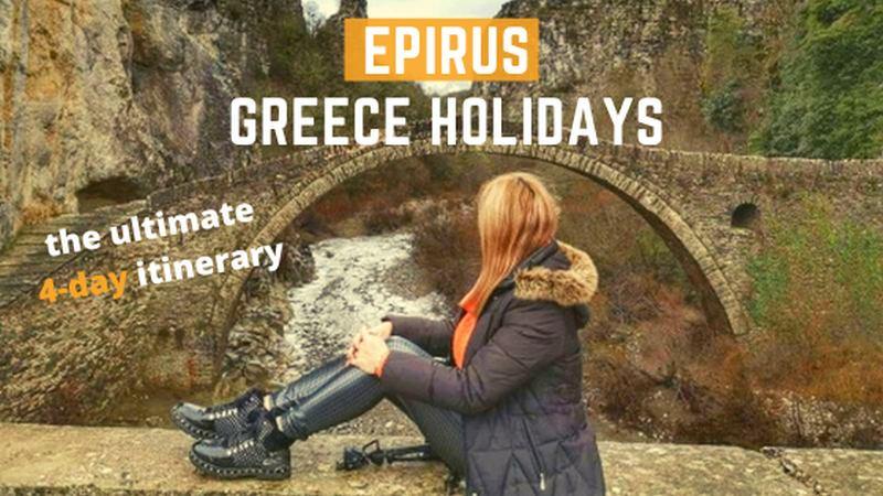 Epirus Greece Holiday