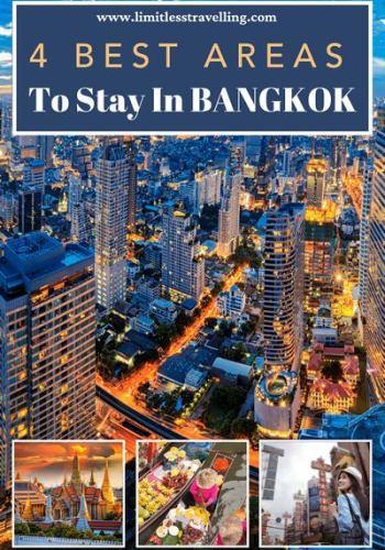 bangkok 2 1 - 4 Best Areas To Stay In Bangkok