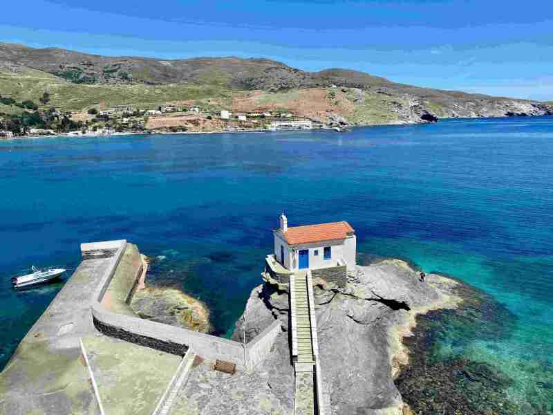 church 800x600 - 7 Top Reasons To Visit Andros Island In Greece