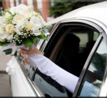 CT Wedding limousine  image
