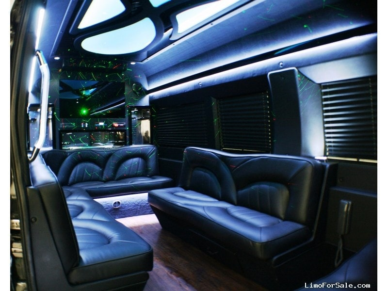 New 2015 Ford Transit Van Limo Springfield Springfield