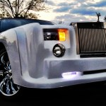 Rolls Royce Stretch Limousine Limousines Of London