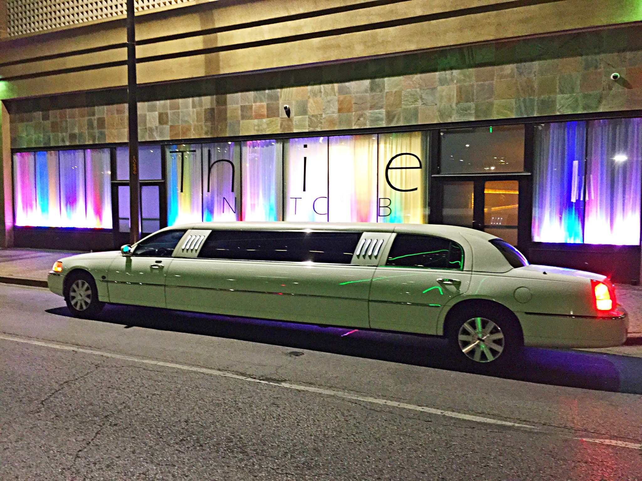 Limo Colors