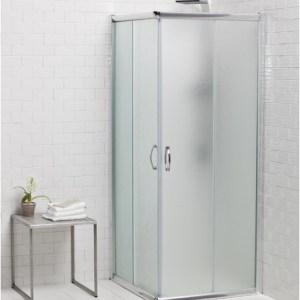Corner Shower Squre Alon