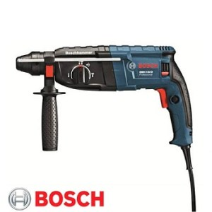 Bosch Hammer Drill with Footer 112A0.49