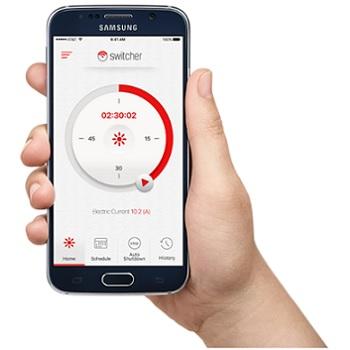 אפליקציית סוויצר מתג חכם לדוד Switcher App
