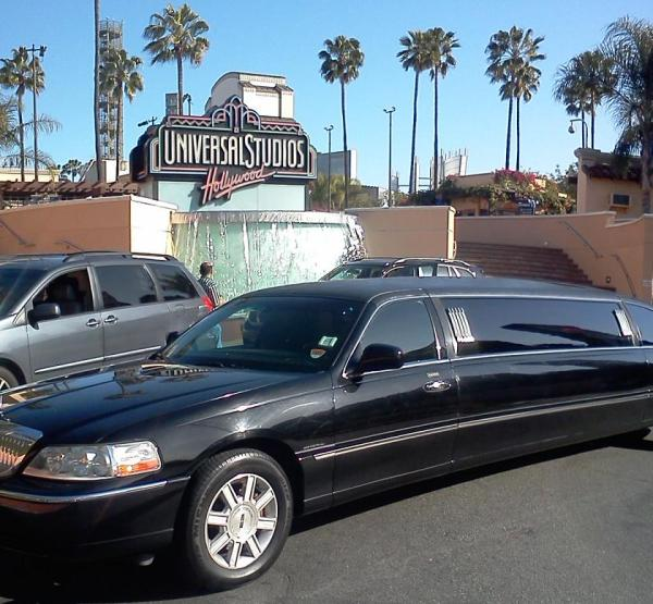LA Limo Service & Los Angeles Tours (Universal Studios, Hollywood, Beverly Hills)