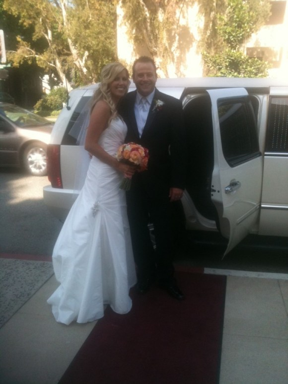 Pasadena Wedding Limousine in Los Angeles County