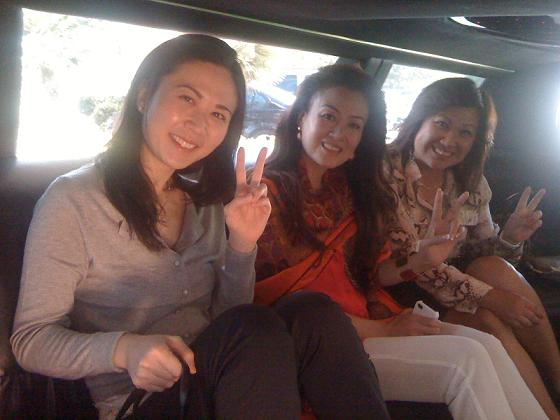 Pasadena limo service for sightseeing tours of Los Angeles County