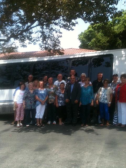 LA Limo El Monte High School Reunion