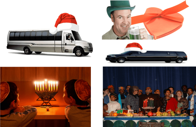 Orange County, LA, OC, SoCal Holiday Limousine Service
