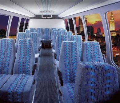 Orange County Mini Bus for Limo Bus rentals in Los Angeles, Orange County and all Southern California areas.