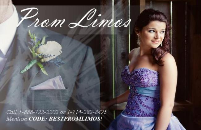 Los Angeles and Orange County Prom Limousine Service
