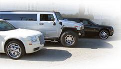 Los Angeles & Orange County Limo Fleet