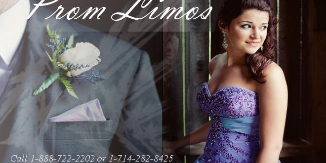 Best prices on prom limos in Orange County, CA