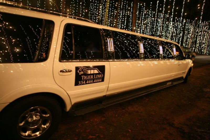 East Alabama Limo and Bus service
