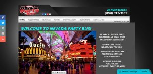 Nevada Party Bus 1