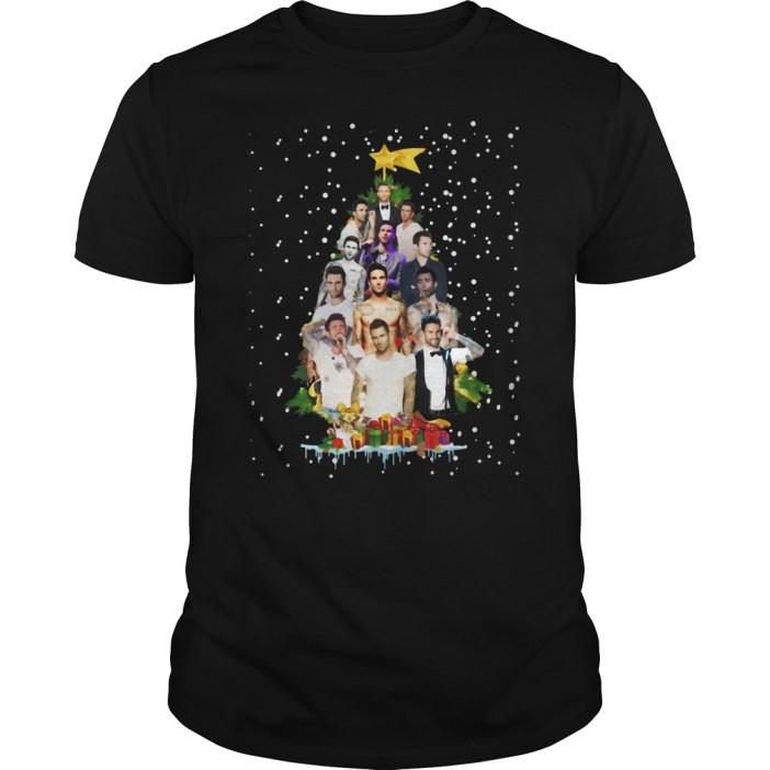 Adam Levine Christmas tree shirt