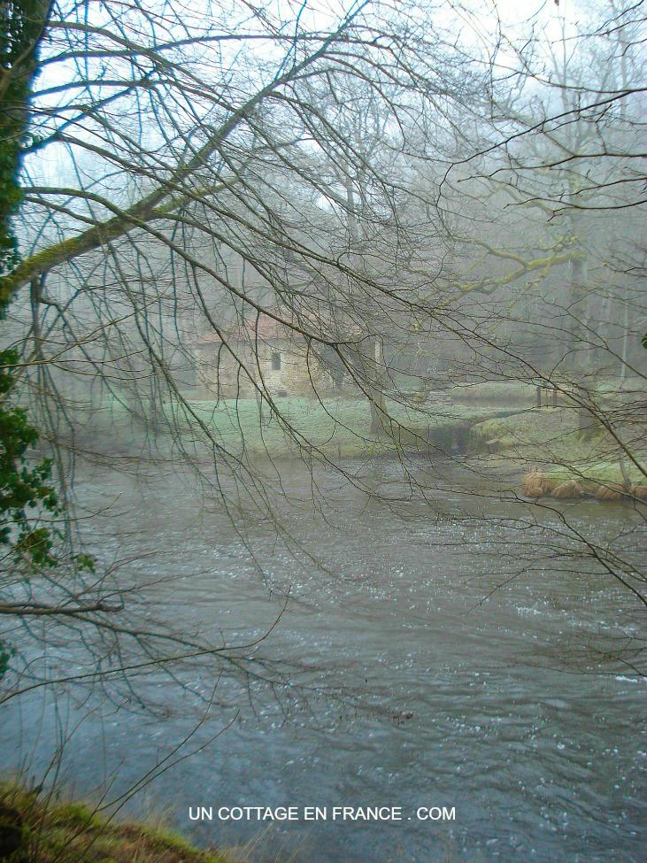 Moulin des Roches, Le Petit Confolens