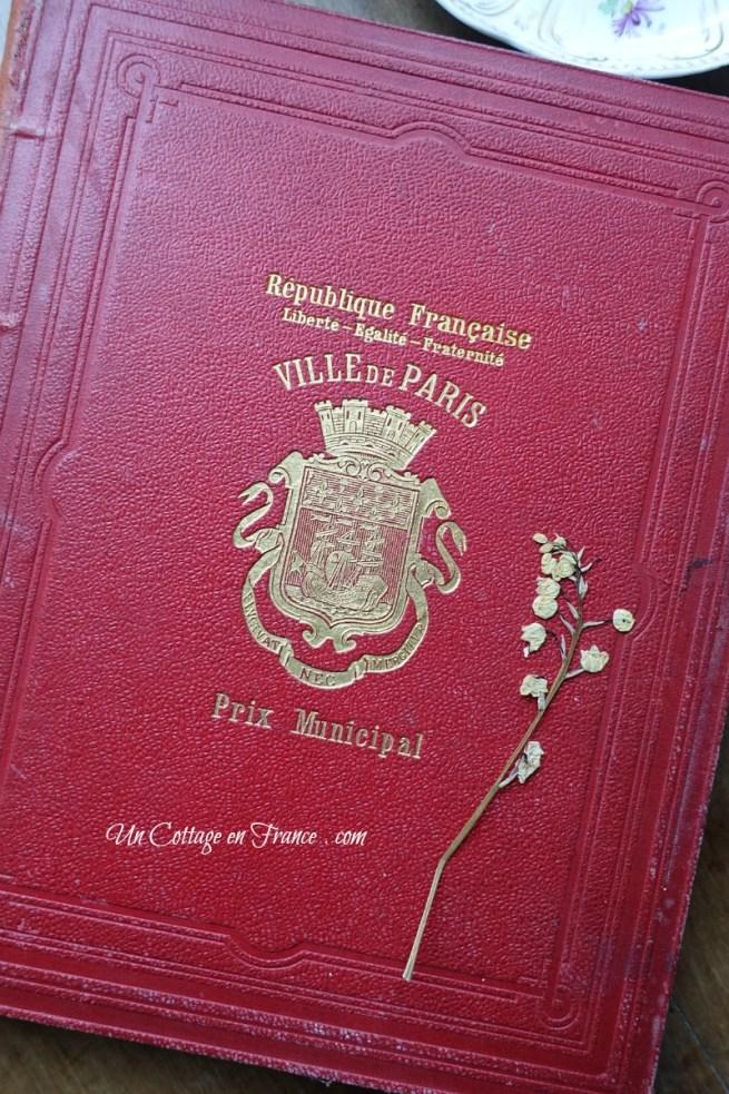 old school reward book