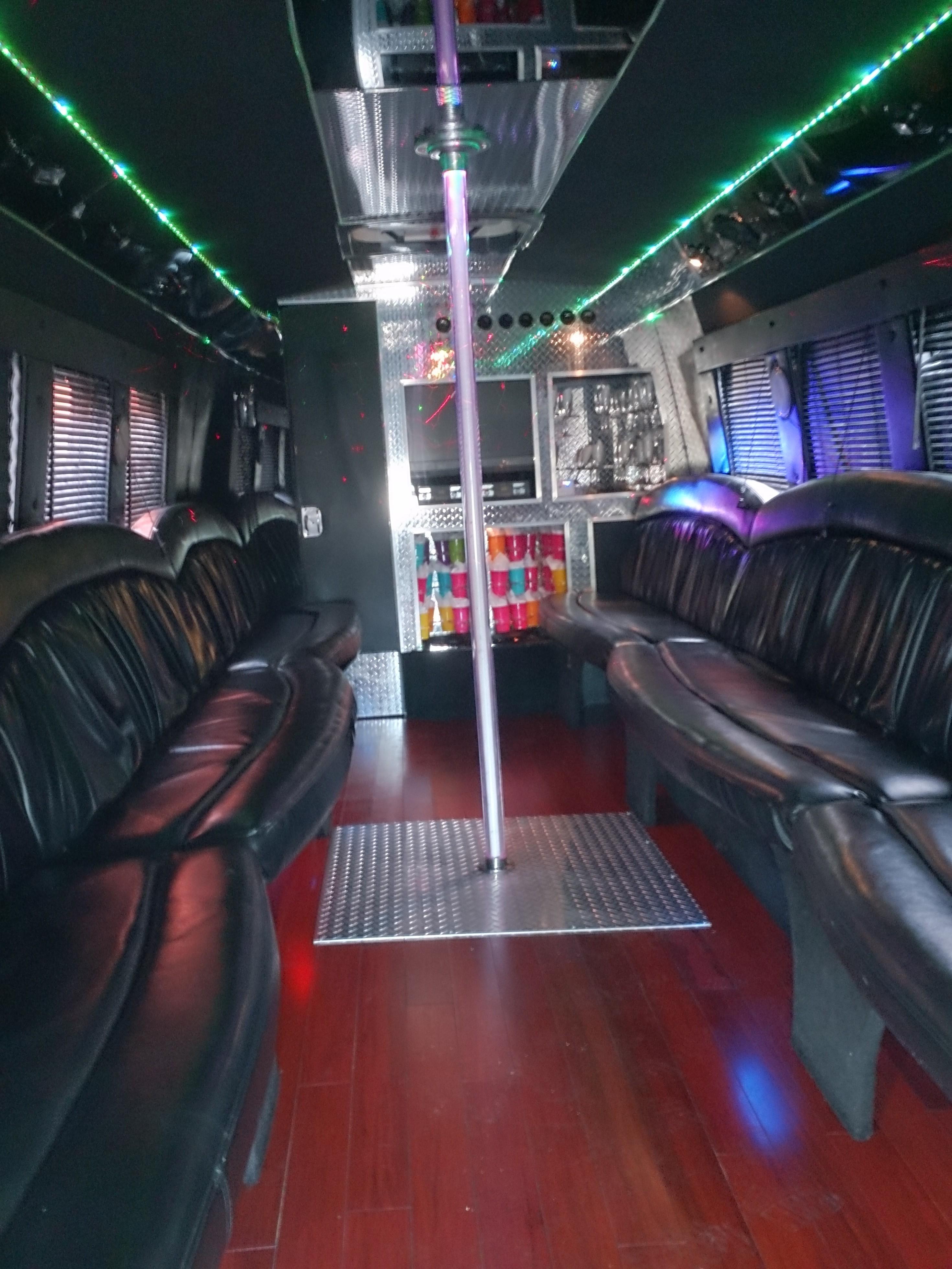 Ace Limousine & Charter Bus