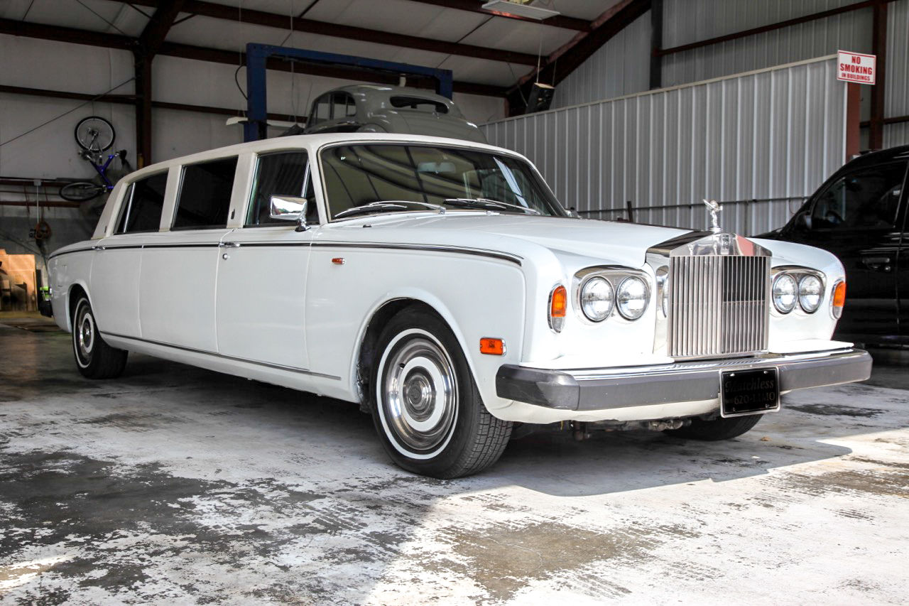hight resolution of 1974 rolls royce silver shadow limousine