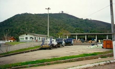 Centro de Tratamento e Disposição Final de Lixo de Nova Friburgo – RJ – Brasil
