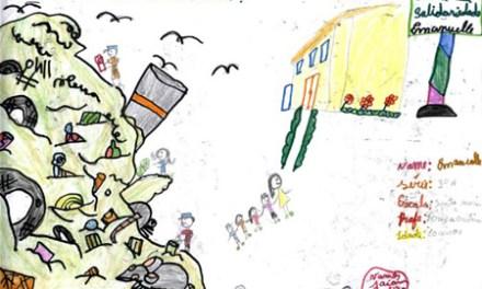Concursos de Desenho Lixo e Cidadania
