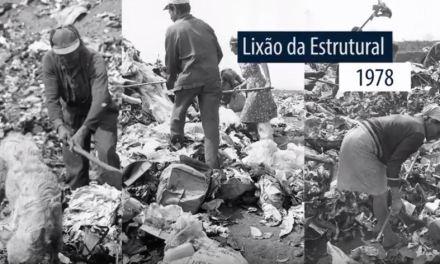 Fotos do lixão Estrutural