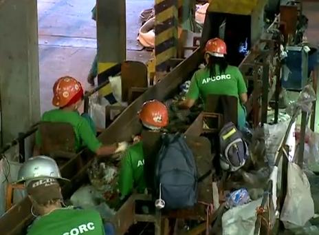 Brasil economiza bilhões de reais com a reciclagem de lixo