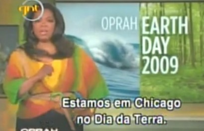 Ophra Winfrey – Lixão nos oceanos