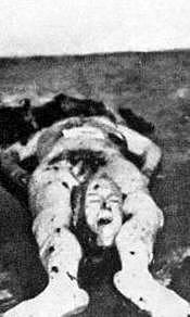 """<span class=""""entry-title-primary"""">Así mataron al general López Ochoa</span> <span class=""""entry-subtitle"""">López Ochoa confió a Daniel Arroyo que estaba comprometido con el alzamiento. Ni el ministro de la Guerra, Castelló, pudo salvarlo de los revolucionarios.</span>"""