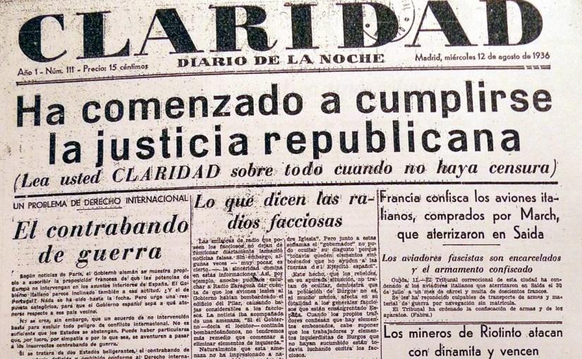 """<span class=""""entry-title-primary"""">Los crímenes de la Revolución Española (1936-37) en Vallecas</span> <span class=""""entry-subtitle"""">Más de 700 asesinatos constituyen la huella de la Revolución Española (1936-37) en Vallecas, 515 matanzas individuales o de pequeños grupos más la del Tren de la Muerte</span>"""