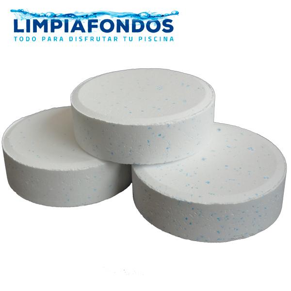 Cloro Tabletas Triple Acción 1 a 20 Kg