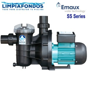Bomba Emaux SS 0,5 a 1,0 HP