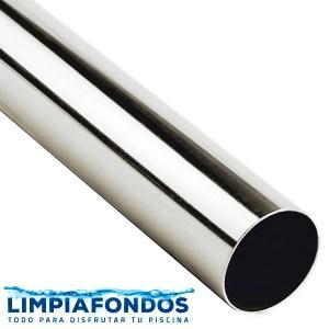 Tubo Pasamanos Acero Inox 38mm 1,2 a 3,0 mts