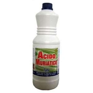 Acido Muriatico para limpiar suelos
