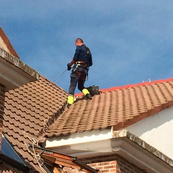 Reparaciones en tejados alcalainamadrid