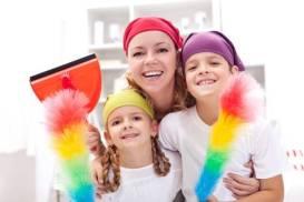 limpiar familia