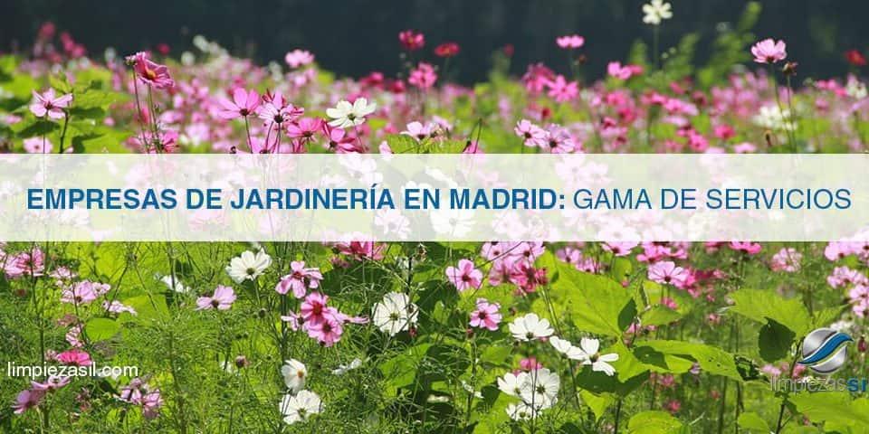 Empresas De Jardineria En Barcelona. Cool Venta Empresa De Jardinera ...