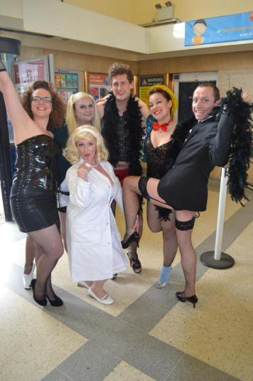signwarp rocky horror team