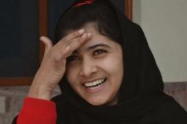 Happy Malala Yousafzai