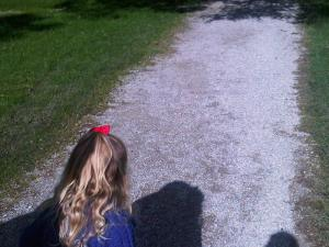 Amelia considers the road ahead