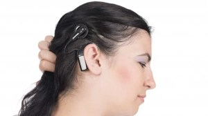 Traditonal cochlear implant