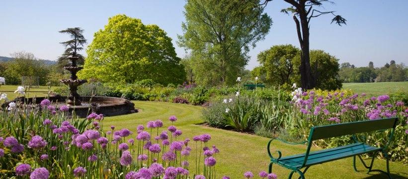 Titsey gardens www.titsey.org