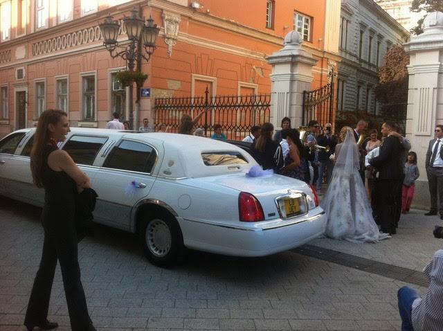 limuzine za venčanja