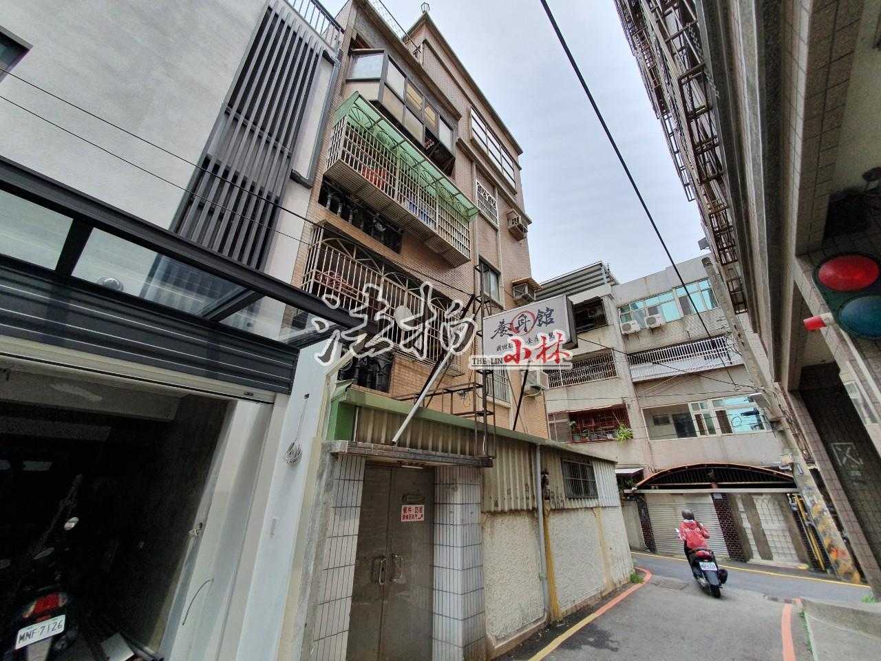 【新竹北區】四維路 邊間1~5樓公寓6套房 – 小林法拍