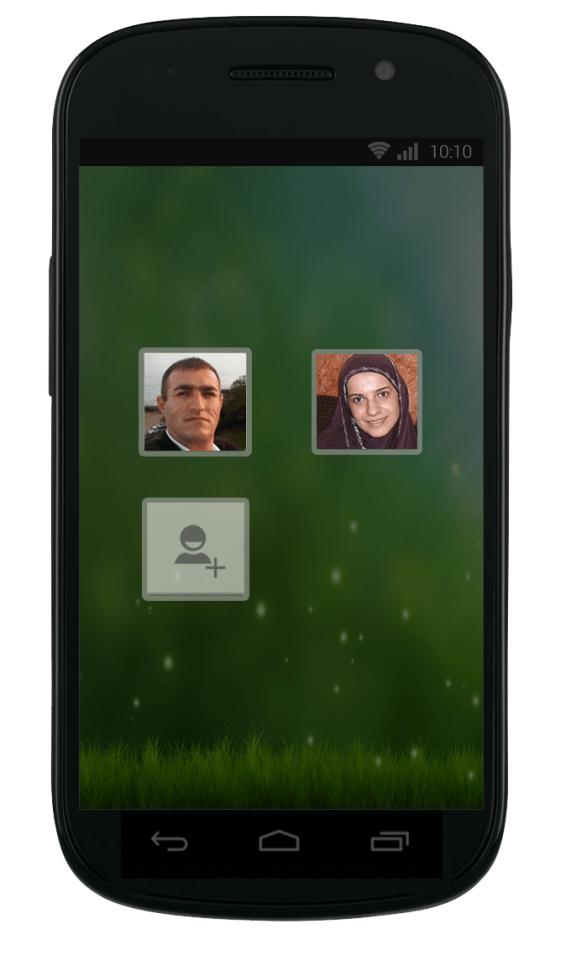 1.Lock-screen