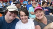At the Ball Game - Tx Rangers vs. Atlanta Braves