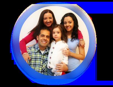 Familia Lina Garcia